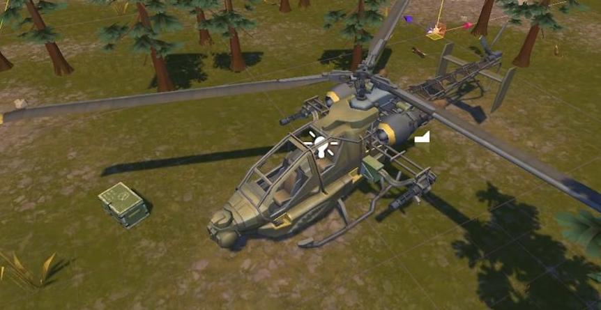 Helikopter Mi-24