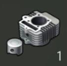 LDOE Motorenteile