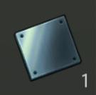 LDOE Stahlplatte