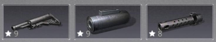 Waffen Zubehör